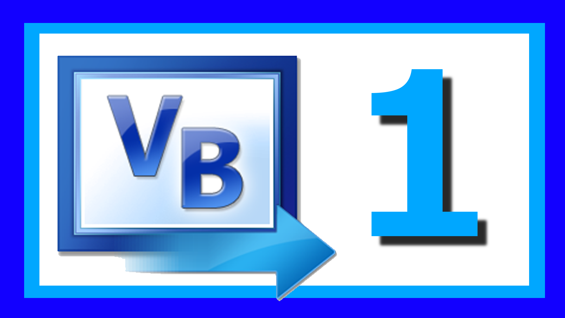 VB Tutorial 1 Logo