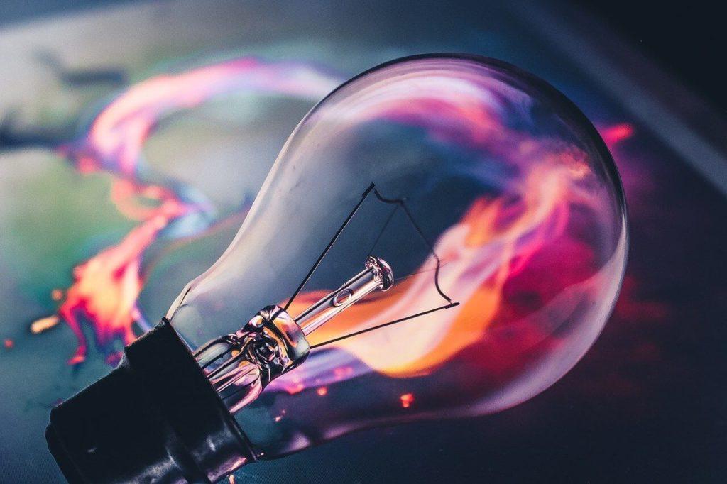 Geschäftsidee Glühbirne - Existensgründung für Dummies