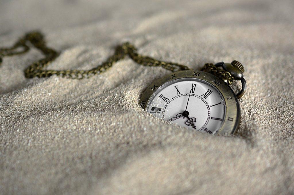 Uhr Im Sand - Veralteter Code