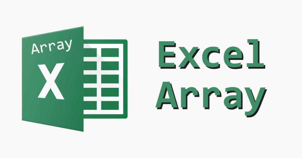 Excel VB Array