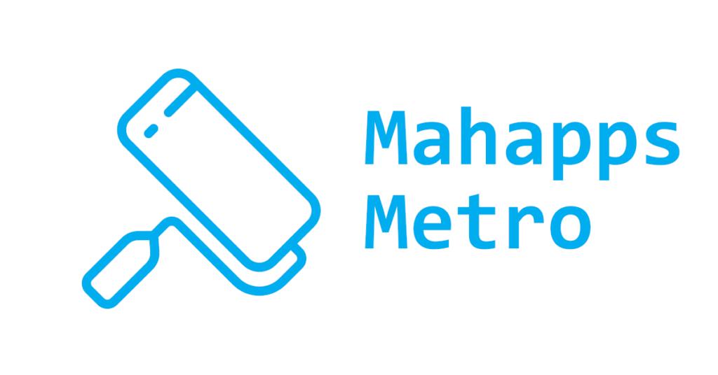 Mahapps Metro