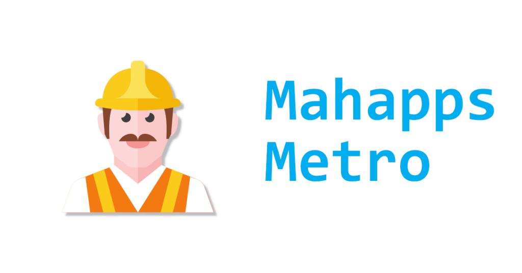 Mahapps Metro Projekt aufsetzen