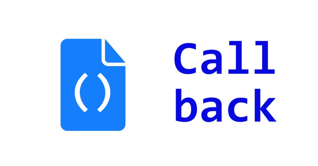 VB.NET Callback