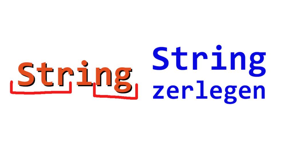 VB.NET String zerlegen