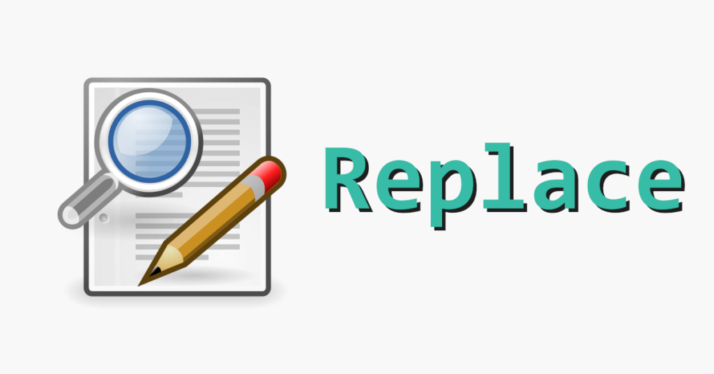 VBScript Replace