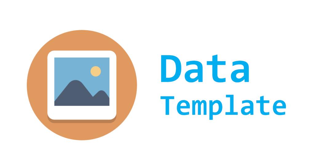 WPF DataTemplate
