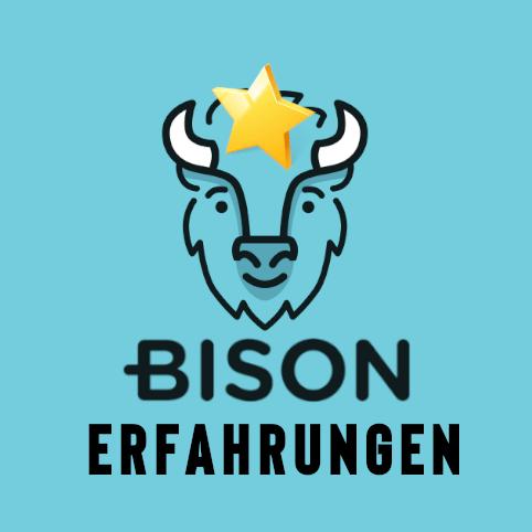 BISON App Erfahrungen Beitragsbild