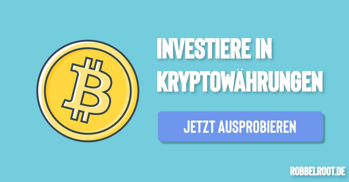 BISON App Investiere jetzt in Kryptowährungen
