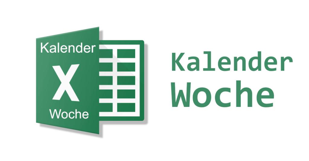 Excel Kalenderwoche