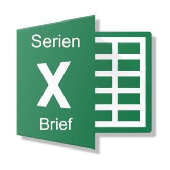 Serienbrief Excel Beitragsbild