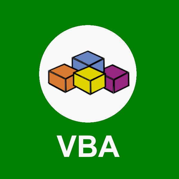 VBA – Visual Basic for Applications Beitragsbild