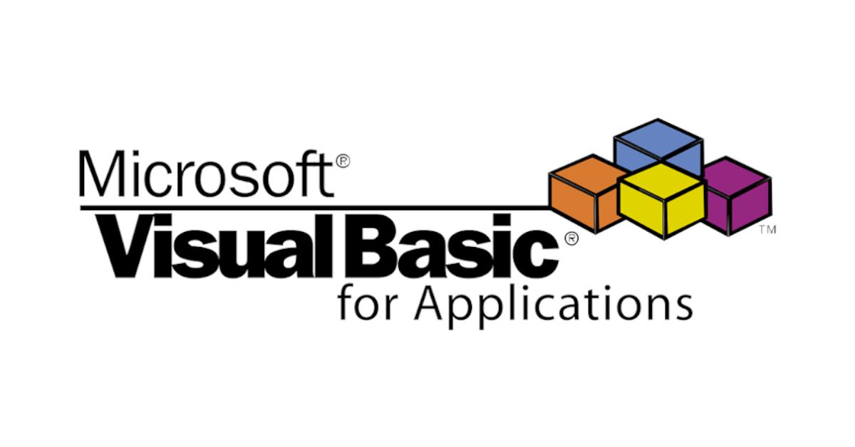 VBA Logo – Visual Basic for Applications