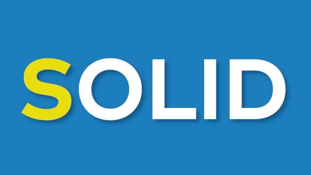 Single Reponsibility Principle in SOLID