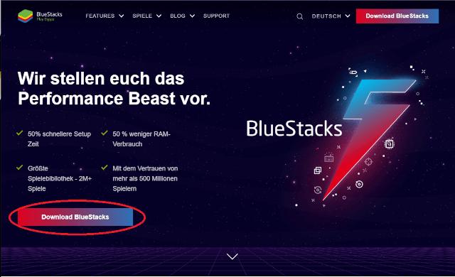 BlueStacks 5 Download