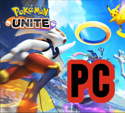 Pokémon UNITE PC Beitragsbild